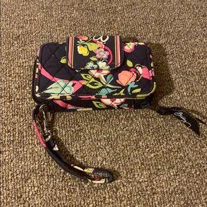 Vera Bradley wallet/phone case